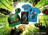 Súťaž s filmom LEGO NINJAGO - vyhrajte 3x filmové balíčky