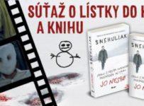 Súťaž o lístky do kina a knihu Jo Nesbo - Snehuliak