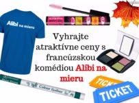 Vyhrajte atraktívne ceny s francúzskou komédiou Alibi na mieru
