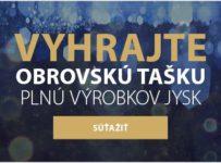 Vyhrajte darčekovú kartu v hodnote 350 eur na obrovské nákupy v JYSKu