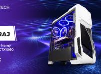 Vyhrajte nadupaný herný počítač s GTX1060 grafikou