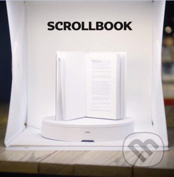 Vyhrajte revolučnú novinku Scrolbook od Martinus.sk