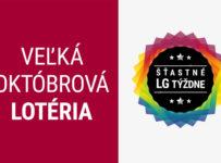 Získajte od LG výhry za 74 tisíc EUR