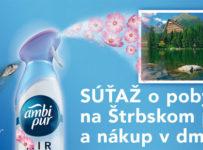 Súťaž s ambi pur o pobyt v Grand hoteli Patria vo Vysokých Tatrách