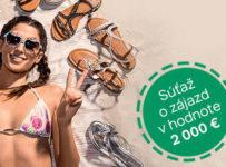 Vyhraj dovolenku za 2 000, 1 200 alebo 800 € z ponuky CK Satur