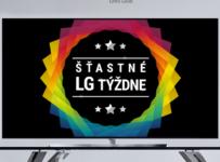 Získajte od LG výhry za 74 tisíc €! Veľká októbrová lotéria