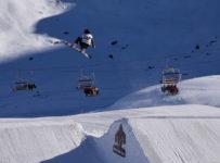 Hrajte a lyžujte na ľadovci už od novembra s Rádiom Slovensko