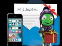 Napíš list Ježiškovi a vyhraj iPhone SE