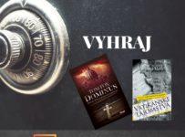 Nová súťaž až o 2 napínavé knihy Dominus a Vatikánske tajomstvá