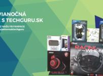 Predvianočná súťaž s TechGuru.sk