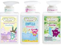 Súťaž o balíček detskej PRÍRODNEJ kozmetiky BATHTIME