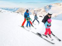 Súťaž o detské rastúce lyže od INTERSPORTu