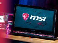 Vyhrajte herný MSI notebook s GTX1050 Ti grafikou