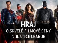 Súťaž o lístky do kina, filmové ceny a hodinky Police z edície Justice League!