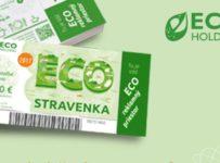 Súťaž o nový iPhone 8 alebo o 1000 € s ECO stravný lístok