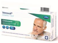 Súťaž o osobný diagnostické testy Veroval Cholesterol