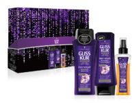 Súťaž o tri vianočné balíčky BER THERAPY od Gliss Kur