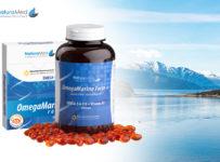 Súťaž o mesačné balenie výživového doplnku OmegaMarine Forte+
