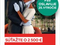 Súťaž o 10 x 250 € voucher na zmluvu o stavebnom sporení