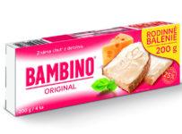 Súťaž o balíček produktov tavených syrov Bambino