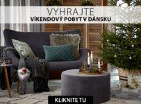 Súťaž o darčekovú kartu v hodnote 350 Eur na nákup v predajni JYSK