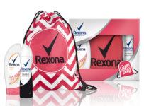 Súťaž o hravý balíček plný sviežosti Rexona
