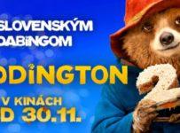 Súťaž s filmom Paddington