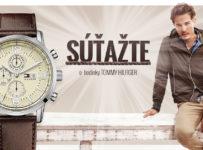 Sútaž o módne pánske hodinky Tommy Hilfiger 1710337