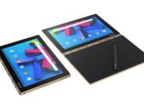 Vyhraj jedinečný 2v1 tablet Lenovo Yoga Book!