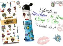Vyhrajte 6x Moschino So Real Cheap & Chic EdT (v hodnote 40 €)