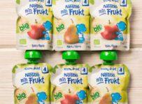 Vyhrajte nové BIO ovocné kapsičky
