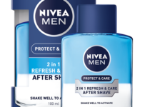 Vyhrajte ošetrujúcu vodu po holení 2v1 NIVEA MEN Protect & Care