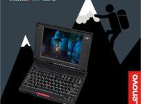 Vyhrajte retro model ThinkPad 25 a veľa ďalších cien