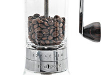 Vyhrajte ručný mlynček na kávu Handground