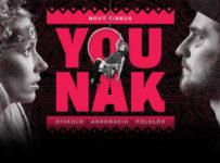 Younák – Nový cirkus! Netradičná fúzia divadla, cirkusu a folklóru