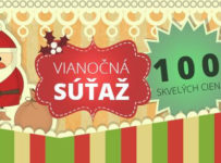 Veľká Vianočná súťaž o 100 užasných cien
