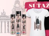 Vyhrajte s Taft City Styles štýlové tričko