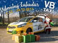Hraj s VB Taxi počas celého adventu o krásne a netradičné ceny!