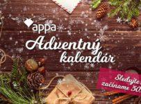 APPA adventný kalendár