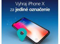 Buď prvý v obci a vyhraj 3x nový iPhone X