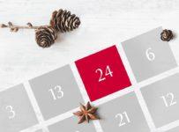 Eucerin adventný kalendár 2017