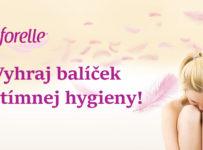 Hraj o jeden z 10 balíčkov intímnej hygieny Saforelle