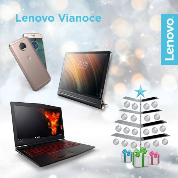 Lenovo Vianoce 2017