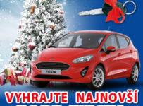 PLANEO Elektro - Vyhrajte najnovší Ford Fiesta