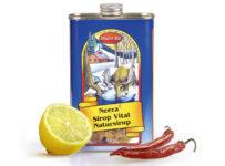Súťaž o 0,5 litrový detoxikačný sirup Neera