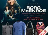 Súťaž s filmom Borg McEnroe a oblečením BJÖRN BORG