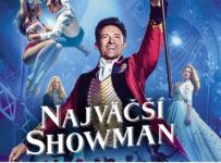 Súťaž s filmom Najväčší Showman