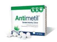 Súťažte o tri výživové produkty Antimetil