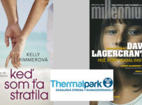Súťaž o 2x vstup do Thermalpark Dunajská Streda s knihou