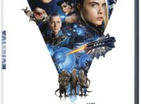 Súťaž o DVD Valerian a mesto tisícich planét